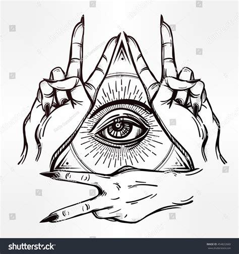 flash tattoo apply v sign hand flash tattoo fingers stock vector 454822660