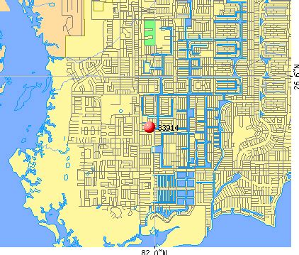 cape coral florida zip code map 33914 zip code cape coral florida profile homes