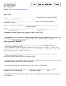 full custody agreement template best photos of temporary custody forms free printable similiar examples of visitation agreements keywords