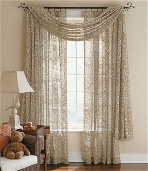 office interior design beautifull sheer curtain