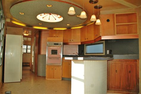 Restored Kitchen Cabinets by 10 Vintage Trailers Up For Sale Just In Time For A Summer