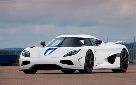 Koenigsegg Agera R 2013 Widescreen Exotic Car Image 10 Of