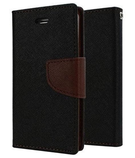 Nokia X Flip Cover nokia x2 flip cover by infinito black flip covers