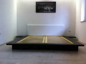 japanese platform bed by hrvoje lumberjocks com woodworking community