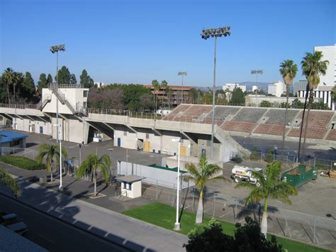 Football Stadium Wall Murals santa ana california
