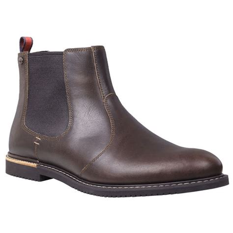 timberland chelsea boots mens timberland mens 5516a chelsea boots brown