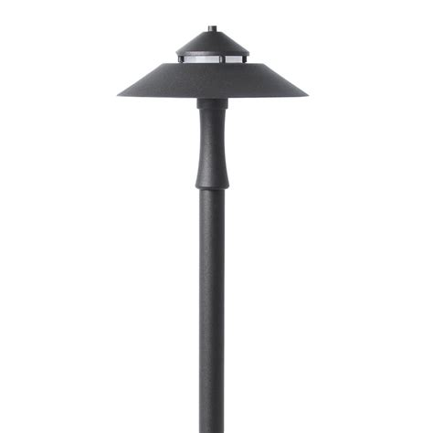 Portfolio Landscape Path Light by Shop Portfolio Specialty Bronze Low Voltage 6 4 Watt 20 W