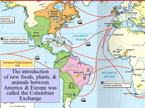 columbian exchange map columbian exchange map worksheet deployday