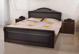 indische betten wooden bed design in india home design