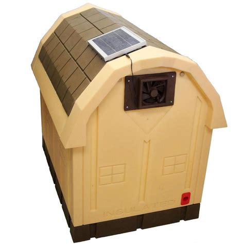 dog house with fan dog house solar powered exhaust fan 9 5 quot x 6 5 quot ebay