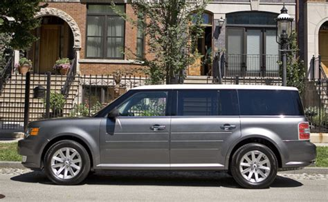 Ford Flex Gas Mileage by Reader Review Of The Week 2009 Ford Flex