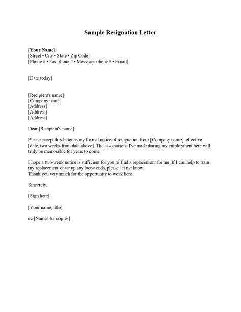 resignation letter template google docs templates