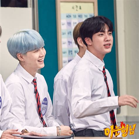 dramafire knowing brother ep 94 picture bts at knowing bros 170819