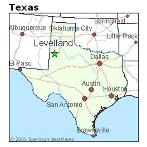 best places to live in levelland
