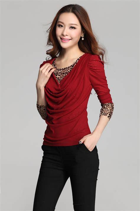 imagenes de blusas rojas blusas bonitas 187 blusas rojas formales 6