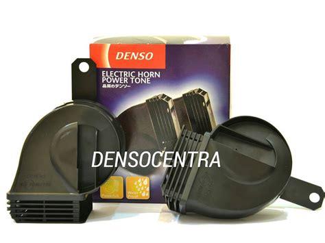 Klakson Denso Disc Horn new trumpet horn densocentra