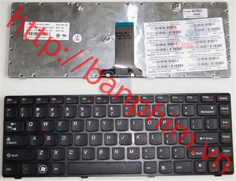 Laptop Lenovo V470c 164 b 224 n ph 237 m lenovo 3000 v470c keyboard
