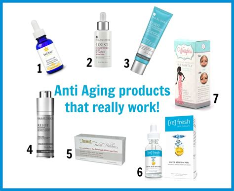 Does Anti Aging Skin Care Really Work by 7 Anti Aging Products That Really Work