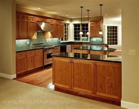 Black Kitchen Cabinets Pinterest Black Granite Countertops With Oak Kitchen Cabinets Kitchen Pinterest Black Granite