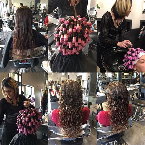 perms with curl formers 451 best perming images on pinterest curl formers hair