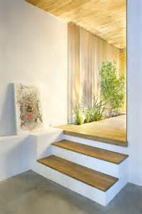 Home Interior Design Steps Industrial Home With Interior Planting And Transparent Walls