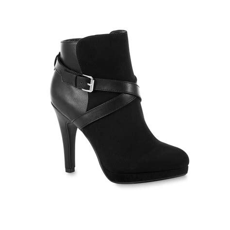 black high heels for juniors covington s kensington black high heel bootie
