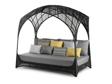 outdoor sofa with canopy canopy garden sofa hagia collection by kenneth cobonpue