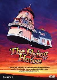 House Tv Series Wiki The Flying House Tv Series