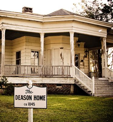 deason house city of ellisville mississippi about ellisville deason home