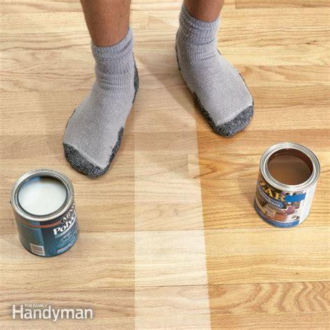 water based vs based polyurethane floor finish the