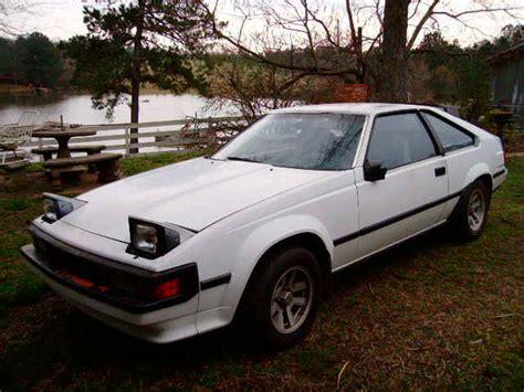 1984 Toyota Supra 1984 Toyota Supra For Sale Rutledge