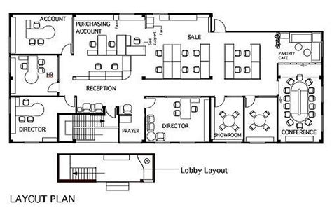 gambar layout front office office layout design office layout plan office designs