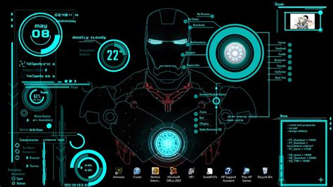 jarvis wallpaper for mac jarvis iron man wallpaper hd wallpapersafari