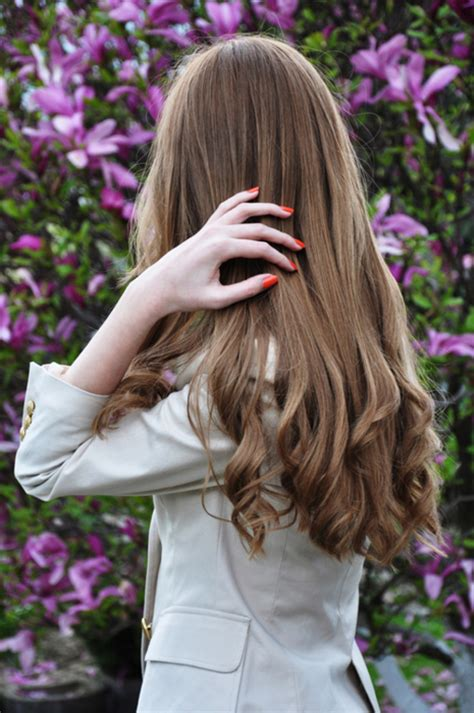 Cute Hair Styles With The Ends Curled | hair curled just at the ends michaela bates hair