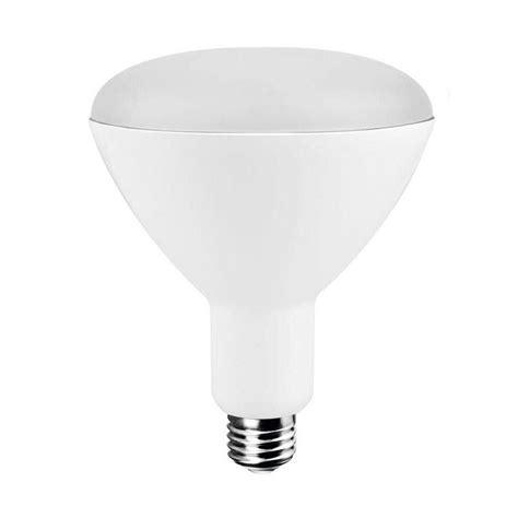 75 Watt Led Light Bulbs Ecosmart 75 Watt Equivalent Br40 Led Light Bulb Soft White Ecs Br40 75we W27 120 G2 Bl The