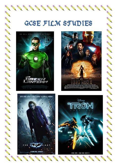 film studies recommended films welcome to film studies gcse homework 1