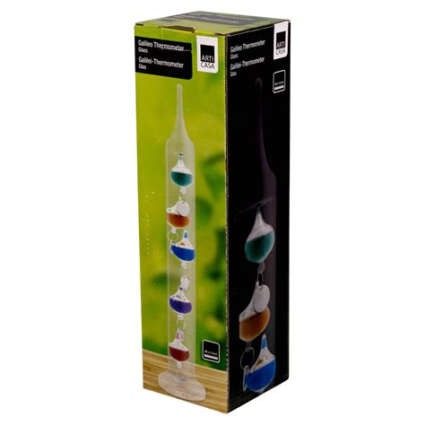 Thermometer Glass new galileo thermometer glass temperature gift