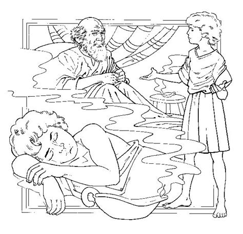 baby samuel coloring page 17 best images about church bible samuel on pinterest