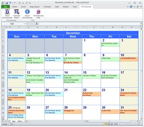 template for monthly calendar of events new calendar