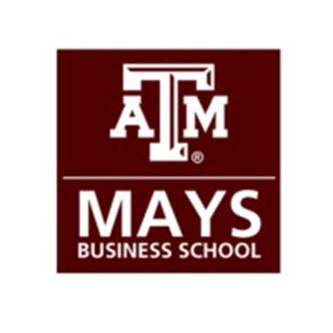 A M Mays Mba Tuition by Mays Business School
