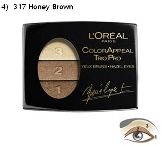 Loreal Color Appeal Trio Pro Secrets Palettes To Copy The Of Penelope Longoria And More by Croire Aux Miracles Review L Oreal Color Appeal