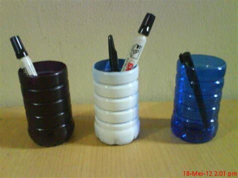 Tempat Pensil Atau Lainnya kreativitas mari membuat tempat pensil dari botol plastik
