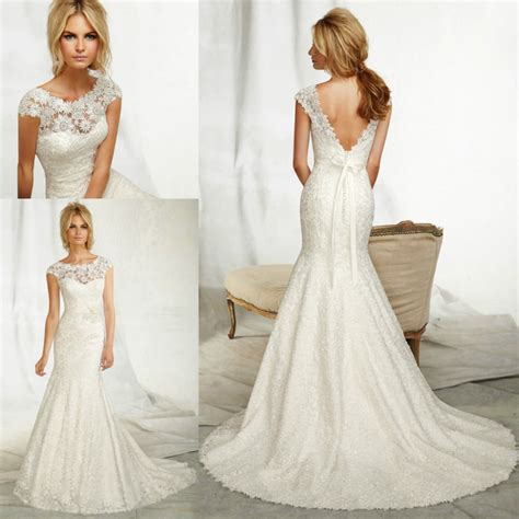 trumpet style wedding dress with google search