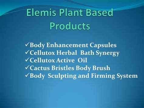 Cellutox Detox With Algae by Elemis Detox Programs