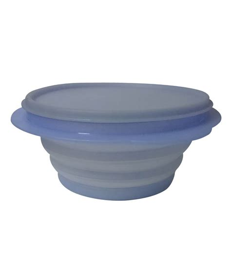 Tupperware Go Flex tupperware go flex plastic containers 4 cups buy at best price in india snapdeal