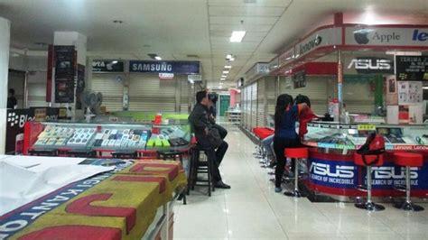 Ram Di Bekasi Cyber Park pedagang di bekasi cyber park mogok jualan karena harga sewa kios naik 100 persen tribunnews