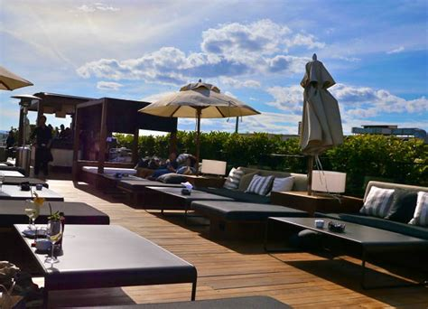 Roof Top Bars Barcelona by Sky S The Limit The Best Rooftop Terrace Bars In