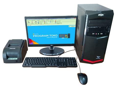 Mesin Kasir Komputer Kasir Paket Kasir 1 paket komputer kasir gt jenis jenis mesin barcode