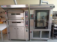 does a convection oven fan run continuously industrial oven