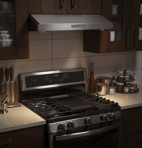 best under cabinet range hood ge pvx7300sjss 30 inch under cabinet range hood with 400